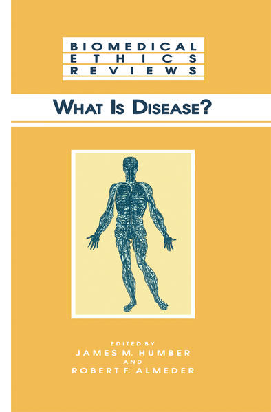 What Is Disease? - Coverbild