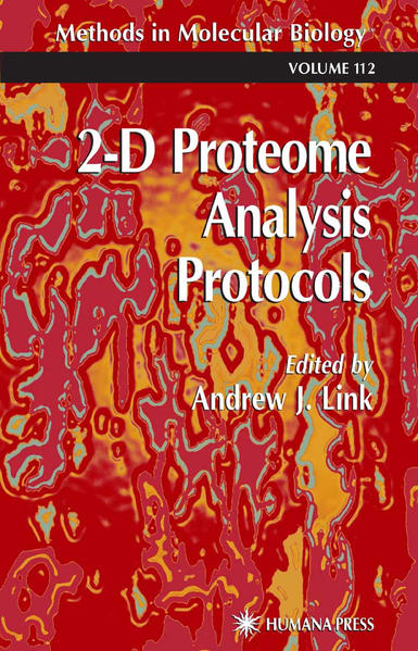 2-D Proteome Analysis Protocols - Coverbild