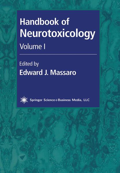 Handbook of Neurotoxicology - Coverbild