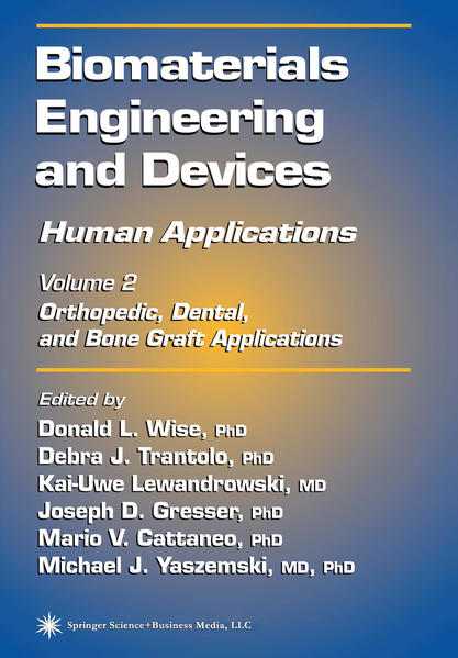 Biomaterials Engineering and Devices: Human Applications - Coverbild