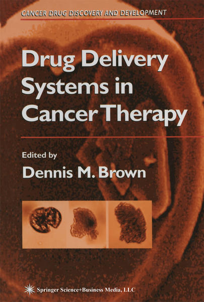 Drug Delivery Systems in Cancer Therapy - Coverbild