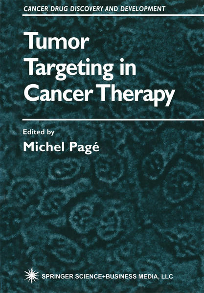 Tumor Targeting in Cancer Therapy - Coverbild