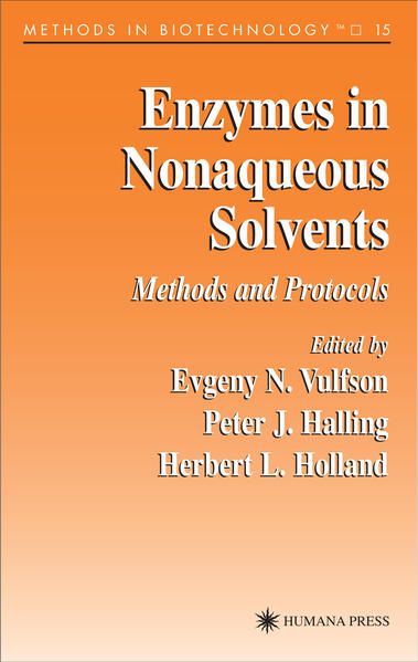 Enzymes in Nonaqueous Solvents - Coverbild