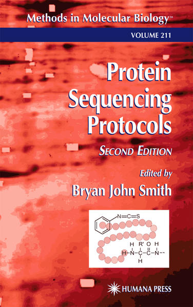 Protein Sequencing Protocols - Coverbild