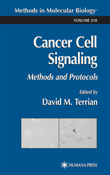 Cancer Cell Signaling - Coverbild