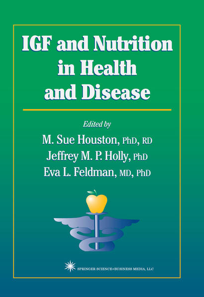 IGF and Nutrition in Health and Disease - Coverbild