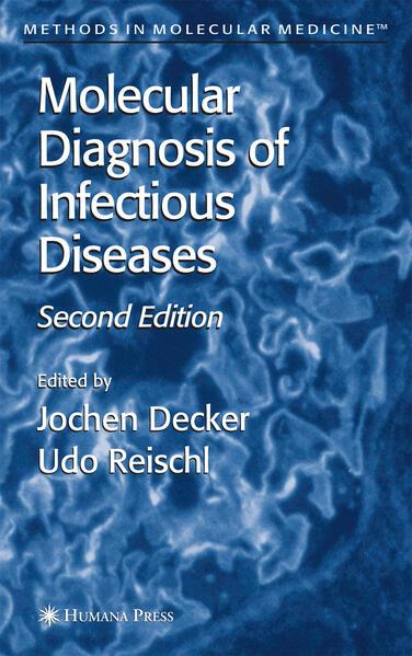 Molecular Diagnosis of Infectious Diseases - Coverbild