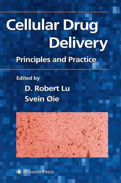Cellular Drug Delivery - Coverbild
