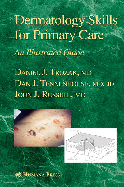 Dermatology Skills for Primary Care - Coverbild