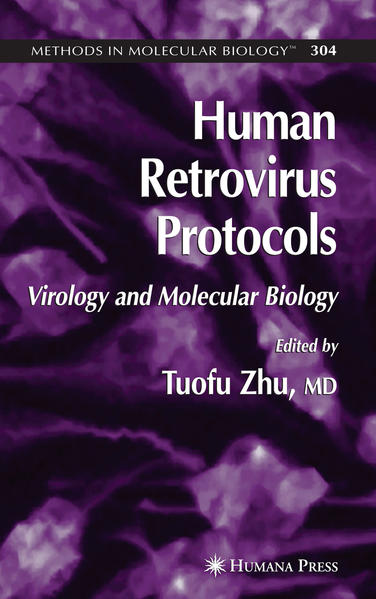 Human Retrovirus Protocols - Coverbild