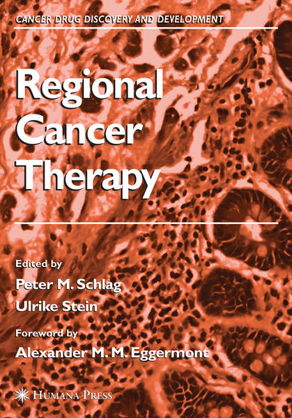 Regional Cancer Therapy - Coverbild