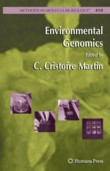Environmental Genomics - Coverbild
