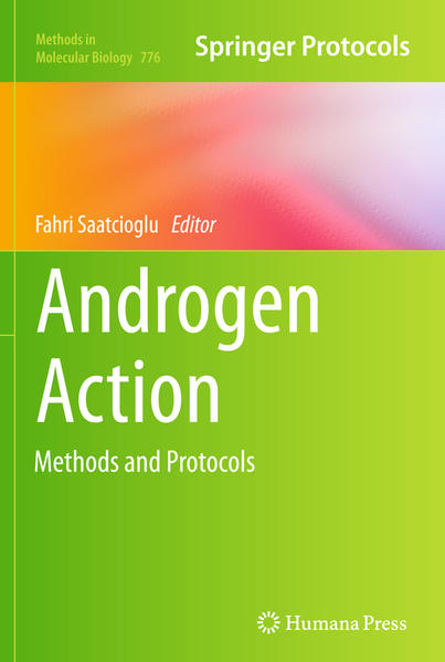 Androgen Action - Coverbild