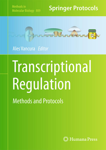 Transcriptional Regulation - Coverbild