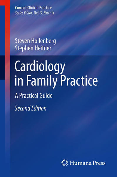 Cardiology in Family Practice - Coverbild