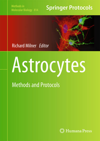 Astrocytes - Coverbild