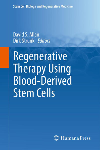 Regenerative Therapy Using Blood-Derived Stem Cells - Coverbild