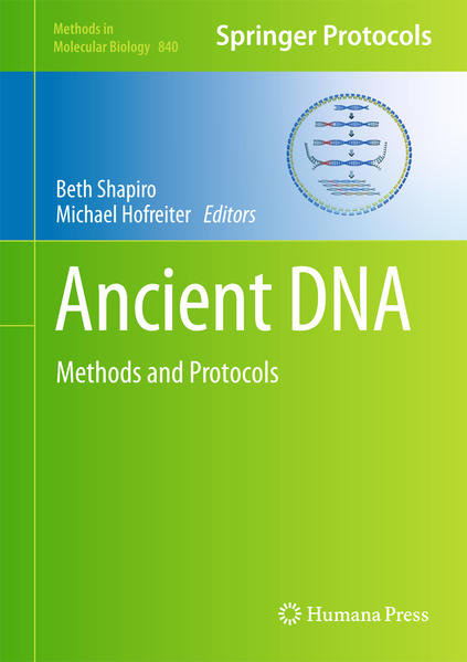 Ancient DNA - Coverbild