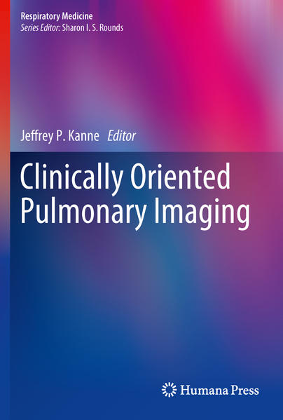 Clinically Oriented Pulmonary Imaging - Coverbild