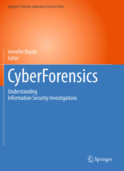 CyberForensics - Coverbild
