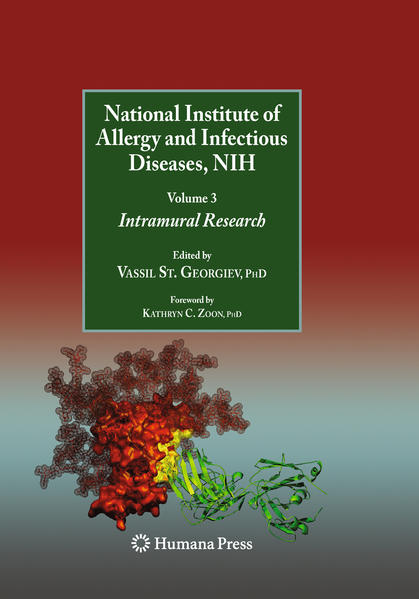 National Institute of Allergy and Infectious Diseases, NIH - Coverbild