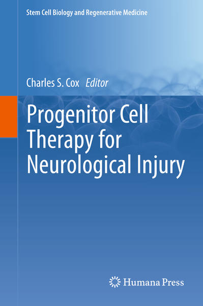 Progenitor Cell Therapy for Neurological Injury - Coverbild