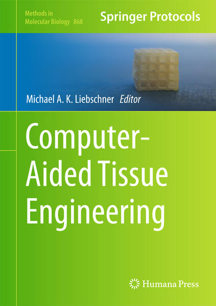 Computer-Aided Tissue Engineering - Coverbild