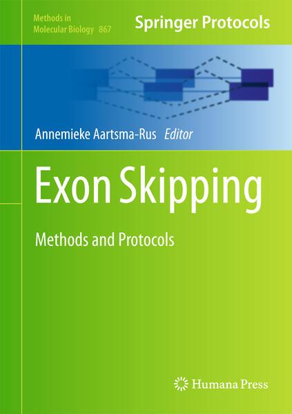 Exon Skipping - Coverbild