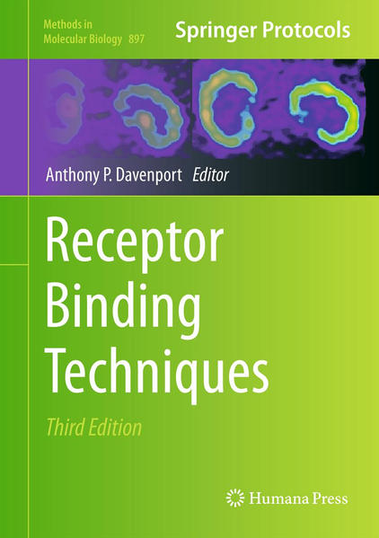Receptor Binding Techniques - Coverbild