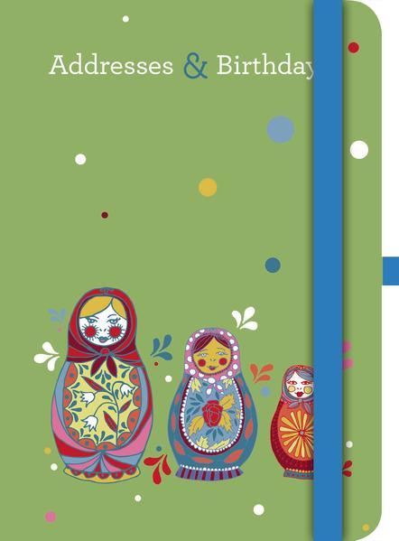 Green A&B Book SWIFT - Coverbild