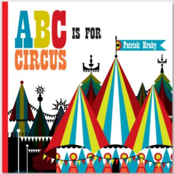 ABC is for Circus (Hardcover) - Coverbild