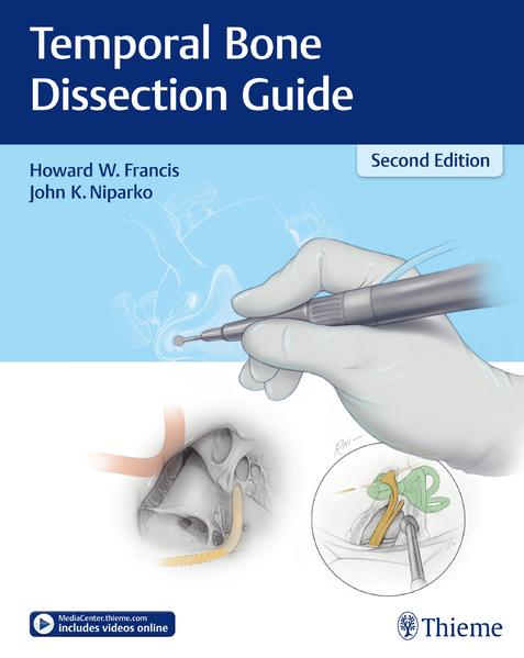 Temporal Bone Dissection Guide - Coverbild