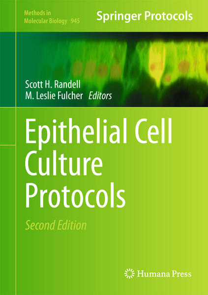 Epithelial Cell Culture Protocols - Coverbild