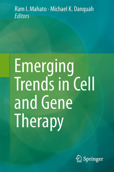 Emerging Trends in Cell and Gene Therapy - Coverbild