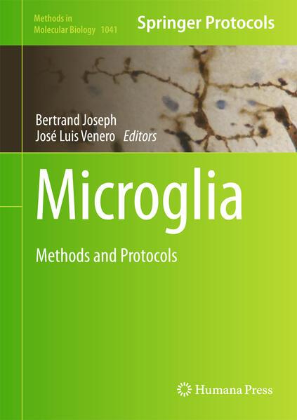 Microglia - Coverbild