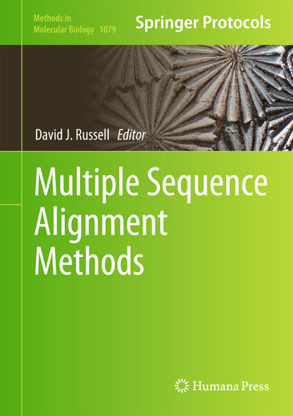 Multiple Sequence Alignment Methods - Coverbild