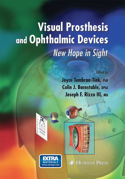 Visual Prosthesis and Ophthalmic Devices - Coverbild