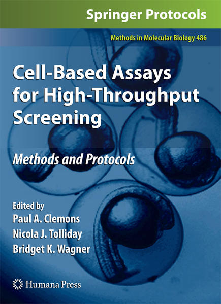 Cell-Based Assays for High-Throughput Screening - Coverbild