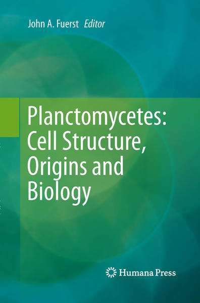 Planctomycetes: Cell Structure, Origins and Biology - Coverbild