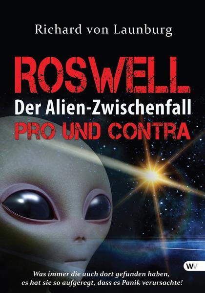 Roswell: Der Alien-Zwischenfall - Coverbild