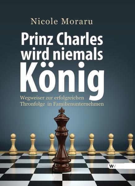 Prinz Charles wird niemals König - Coverbild