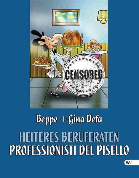 Heiteres Beruferaten | Professionisti del Pisello - Coverbild