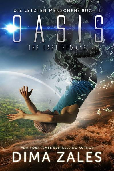 Oasis - The Last Humans - Coverbild