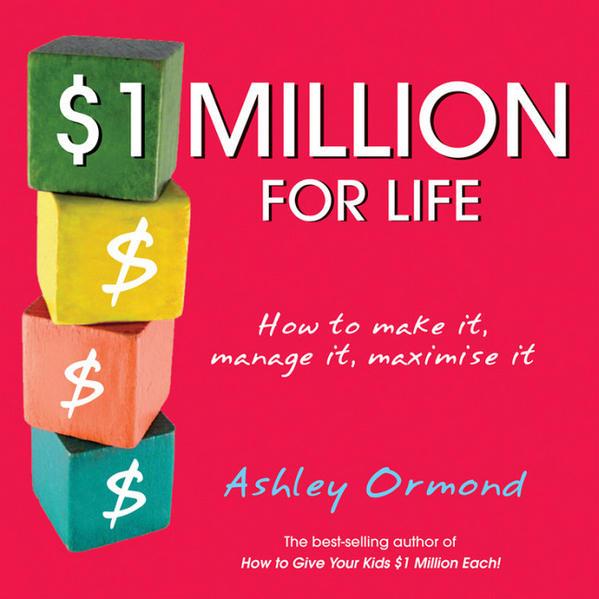 $1 Million for Life - Coverbild