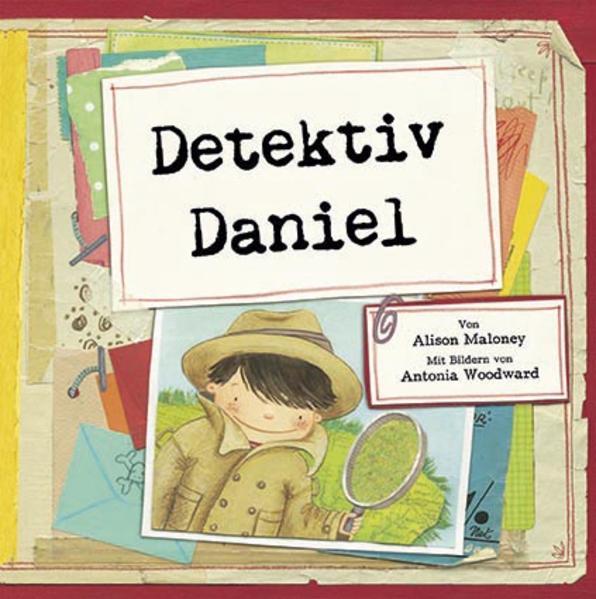 Detektiv Daniel - Coverbild