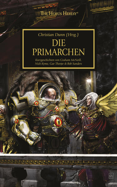 Horus Heresy - Die Primarchen - Coverbild