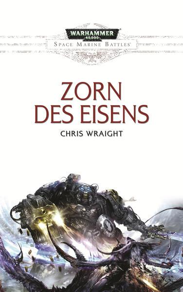 Space Marine Battles - Zorn des Eisens - Coverbild