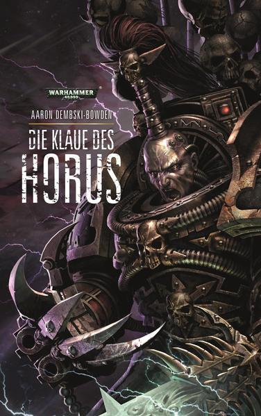 Kostenloser Download Warhammer 40.000 - Die Klaue des Horus PDF