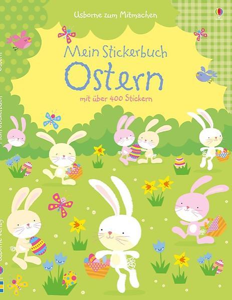 Mein Stickerbuch: Ostern von Fiona Watt PDF Download