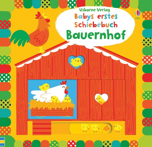 Herunterladen Babys erstes Schiebebuch: Bauernhof Epub